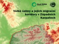 Sborník Velké šelmy a jejich migrační koridory v Západních Karpatech